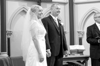 Richard & Gill Wedding St James Woolton Village & Cheshire Lines