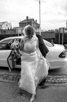 Kevin & Vicky Wedding Prescot Registry office