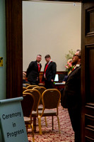 Benjamin & Brenagh Wedding St George's Hall