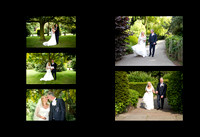 Mcan Photography Matted Wedding Album